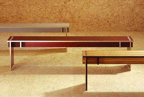 Michael K 246 Nig Tisch Und Bank