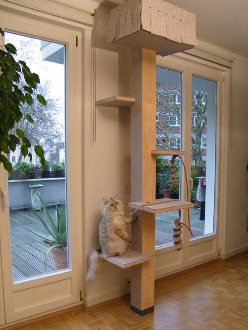 michael k nig katzenbaum. Black Bedroom Furniture Sets. Home Design Ideas