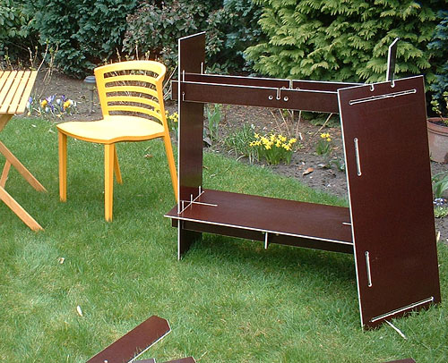 michael k nig theken kochm bel f r den au enbereich. Black Bedroom Furniture Sets. Home Design Ideas